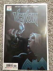 Venom #4 1st Print Orgin Of Knull *Mint