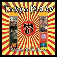 Tokyo Blade - Knights Of The Blade: Four Cd NEW Box Set