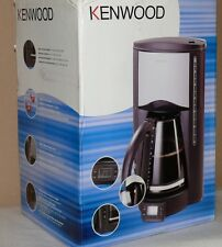 Kenwood CM661 Kaffeemaschine Glaskanne Thermostat Warmplatte 900W 1.7L Aroma