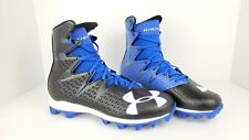Under Armour Mens Highlight Rm Lacrosse Football Cleats Shoes 1269695-041 Size 9