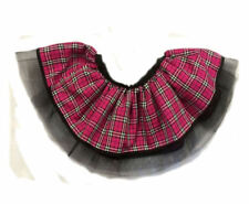 Cotton Party Pleated, Kilt Plus Size Skirts for Women