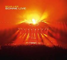 Schiller = sol live = 2cds = down tempo ambient trance!!!