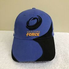 Western Force Isc Super Rugby Nrl Fly Emirates Adult Mens Baseball Cap Hat
