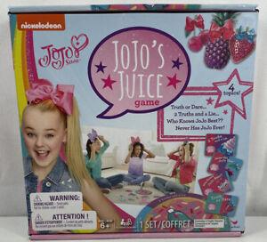 Jo Jo Siwa Jo Jo's Juice Bow Board Game - Brand New Sealed