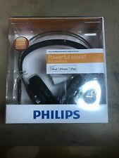 New Philips headband headset with remote and mic SHH9567/10