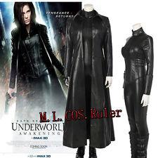 Underworld: Blood Wars Vampire Warrior Selene Cosplay Costume Women Full Suit