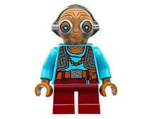 LEGO STAR WARS Maz Kanata Minifigure from Set: 75139 NUEVO / NEW