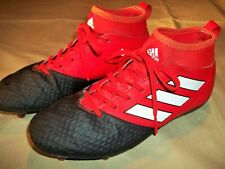 Adidas Ace 17.3 Primemesh FG 2016 Soccer Cleats Shoes Red BA9235 US 4.5, UK 4,