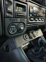 Land Rover Discovery 1 & 2 Zubehör V / Meter & Schalter Coin / Aschenbecher