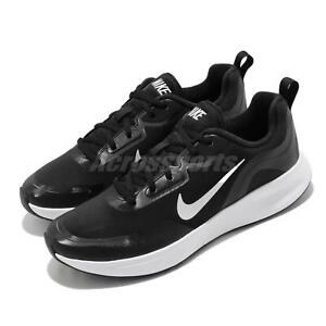 Nike Wearallday WNTR Black White Men Casual Lifestyle Shoes Sneakers CT1729-001