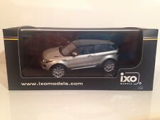 Range Rover Evoque (3 Doors) 2011 New IXO MOC143P 1:43 Scale