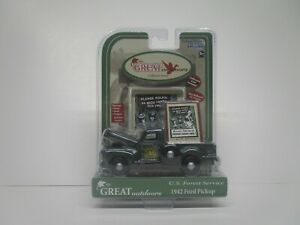 Gearbox 1:43 1942 Ford Pickup US Forest Service- NIB