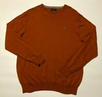 GANT mens crew-neck jumper 2XL