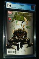 The New Avengers #11 2005 Marvel Comics CGC 9.6 NM+
