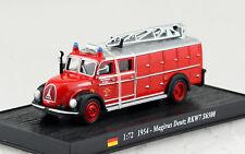 Magirus Deutz RKW7 S6500 1954 Feuerwehr Del Prado 1:72 Modellauto