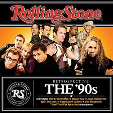 Rolling Stone - Retrospective The 90s ( AUDIO CD 01-01-2013 ) NEW