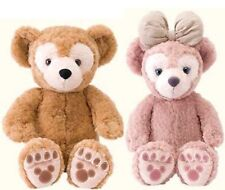 Duffy & Shellie May Pair Plush Set 43cm S Size Stuffed Tokyo Disney Sea Limited