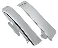 Chrome Saddlebag Filler Panels for Harley Road King and Ultra Classic 2014-19