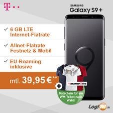 Samsung Galaxy S9+ Handy mit Telekom Vertrag 6GB Allnet-Flat 39,95€ mtl.