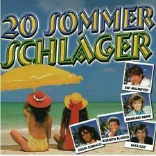 20 Sommer Schlager: Ray Miller Gaby Berger Roberto Blanco Soulful Dynamics