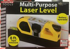 Sterling Tools Multi-Purpose Laser Level With Suction Mount Gw323