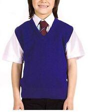 Grembiuli e divise blu acrilico per tutte le stagioni per bambini dai 2 ai 16 anni