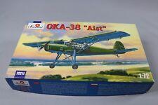 ZC185 Amodel 72211 Maquette Avion Militaire 1/72 OKA-38 Aist