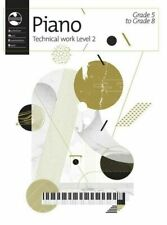 Piano Technical Work: Level 2 (2018, Paperback)