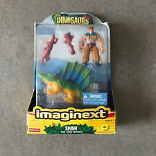Fisher Price Imaginext Dinosaur SPINY The Dimetrodon - NEW SEALED