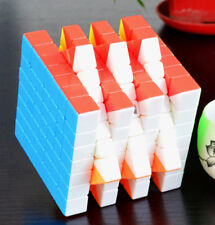 YJ GUANFU 7x7 7x7x7 Speed Magic Cube Twist Puzzle Yongjun Guan Fu Stickerless