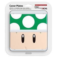 Cubierta Nintendo 3DS 08 Toad verde 045496510268