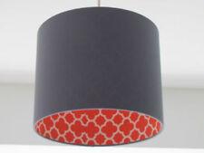 Fabric Drum Modern Lampshades & Lightshades