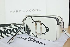 💯Authentic‼️ Marc Jacobs The Snapshot Small Camera Bag - Snoopy Cotton Multi