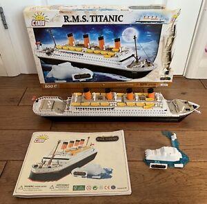 Cobi 1914 R.M.S Titanic Model