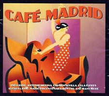 CAFE MADRID - VARIOUS ARTISTS (NEW SEALED 2CD)