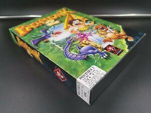 "Prehistorik 2 IBM Pc Big Box DOS 3.5"""