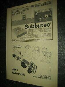 1974 -2#1 fischertechnik Werbung Katalog Prospekt catalogue catalogo pub ad