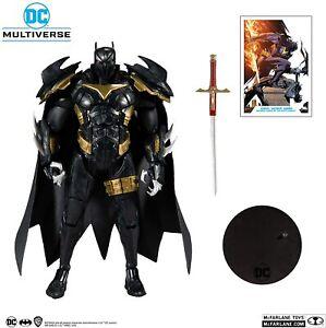 "DC Multiverse Azrael in Batman Armor Curse of The White Knight 7"" Inch Figure"