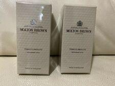 2 x Molton Brown Tobacco Absolute Deodorant Sticks NEW