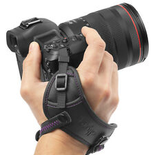 Camera Hand Strap - Rapid Fire Secure Grip Padded Wrist Strap Stabilizer