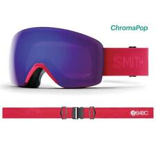 Smith Skyline Goggles B4BC Chromapop Everyday Violet Mirror