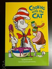 Dr.Seuss COOKING WITH THE CAT BOOK,BRAND NEW PAPERBACK,KIDS FUN LEARNING TO READ