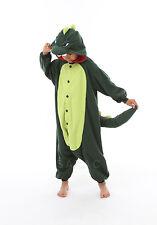 KIGURUMI SAZAC aus JAPAN Cosplay Schlafanzug onesie Kostüm Dinosaurier Kind 6-9J