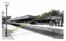 Harrow-on-the-Hill Railway Station Photo. Wembley to Pinner & Ruislip Lines. (3)
