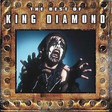 KING DIAMOND - THE BEST OF KING DIAMOND (NEW CD)