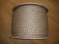 "1-1/4"" UNMANILA ROPE aka PRO-Manila ** Cut to Length** from a 600' Spool"