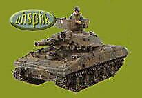Takara world tank museum 9 wtm M551 Sheridan Tank #168