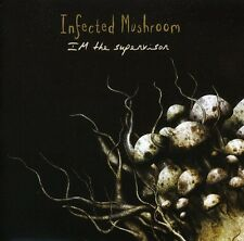 Infected Mushroom - I'm the Supervisor [New CD] UK - Import