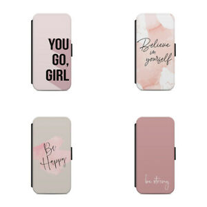 Girls Motivation L54 Flip Wallet phone case cover Galaxy S20