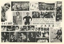 Photo de presse - Festival de Jazz Comblain la tour 16x23,5 cm